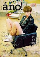 COVER OF ÁNO! MAGAZINE