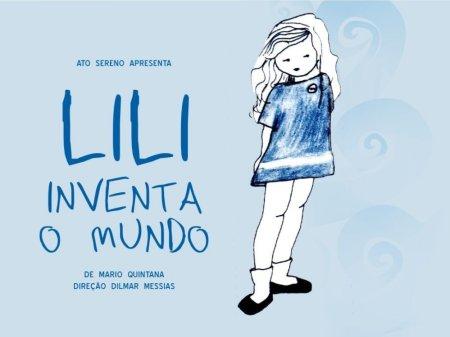 Lili Inventa o Mundo