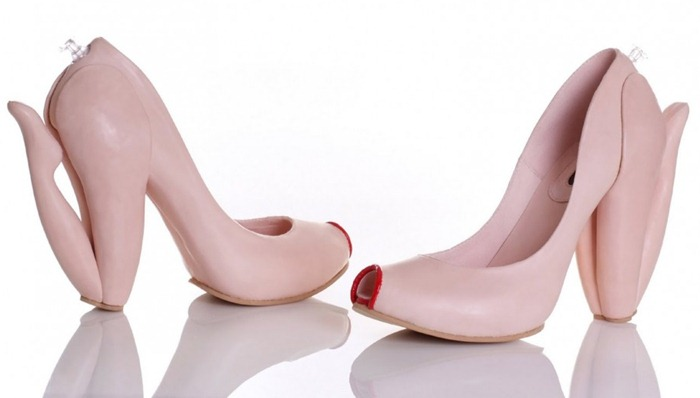 Weird Shoe Designs By Kobi