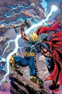 The Mighty Thor can command Thunder!