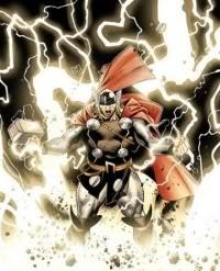 Thor, a God and a Superhero.