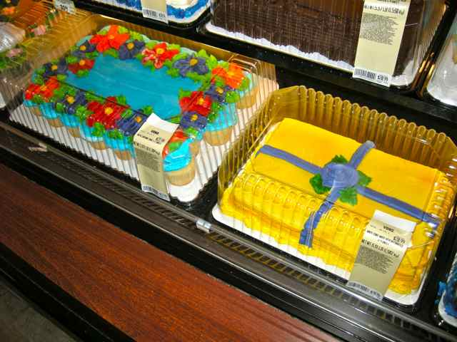 78 Vons Birthday Cake Prices