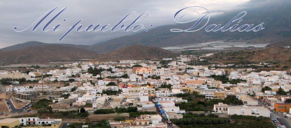 Mi pueblo: Dalías