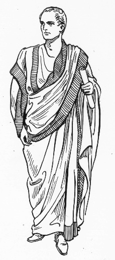 De Romeinen: Kledij - photo #37