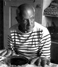 PABLO PICASSO                                                      25/11/1881 - 08/04/1973