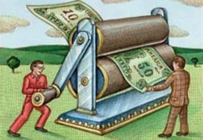 Fabricando dinero