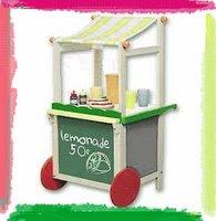 Lemonade Stand Blog Award