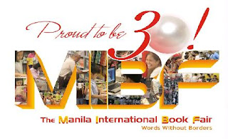 30th Manila International Book Fair Logo