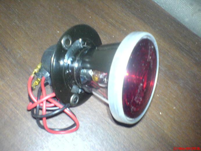lampu belakang model 1930an