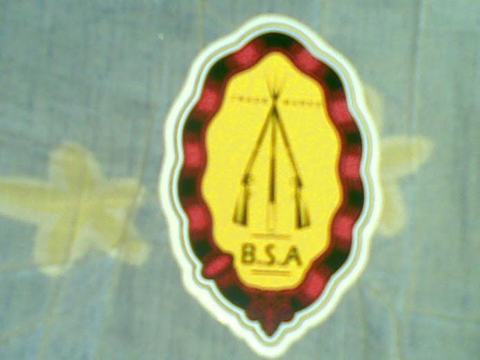 stiker bsa