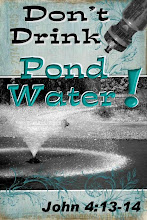 Don't Drink Pond Water!