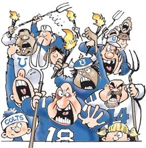 Angry Colts Fans