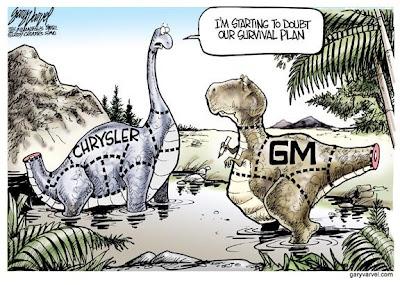Auto Dinosaurs