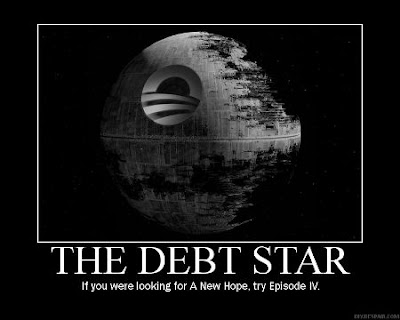 The Debt Star