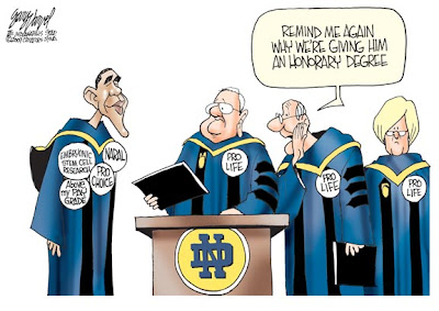 Obama's Honorary Degree