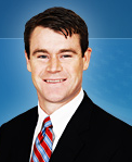 Todd Young with halo.