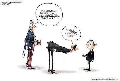 Obama's Greeting