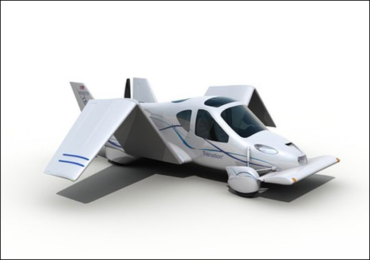 Carros que vuelan