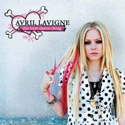 avril lavigne best damn thing cover. Album: The Best Damn Thing