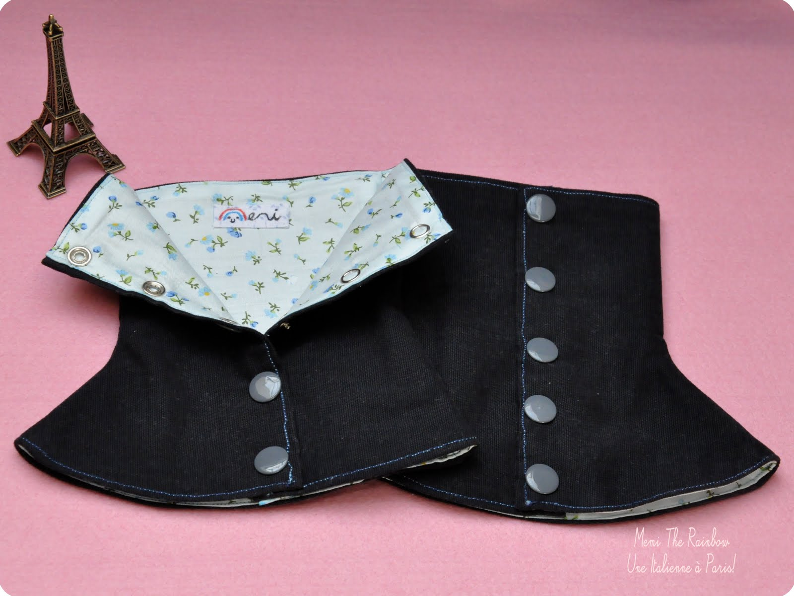 how to put on spats
