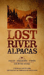 LOST RIVER ALPACAS BLOG