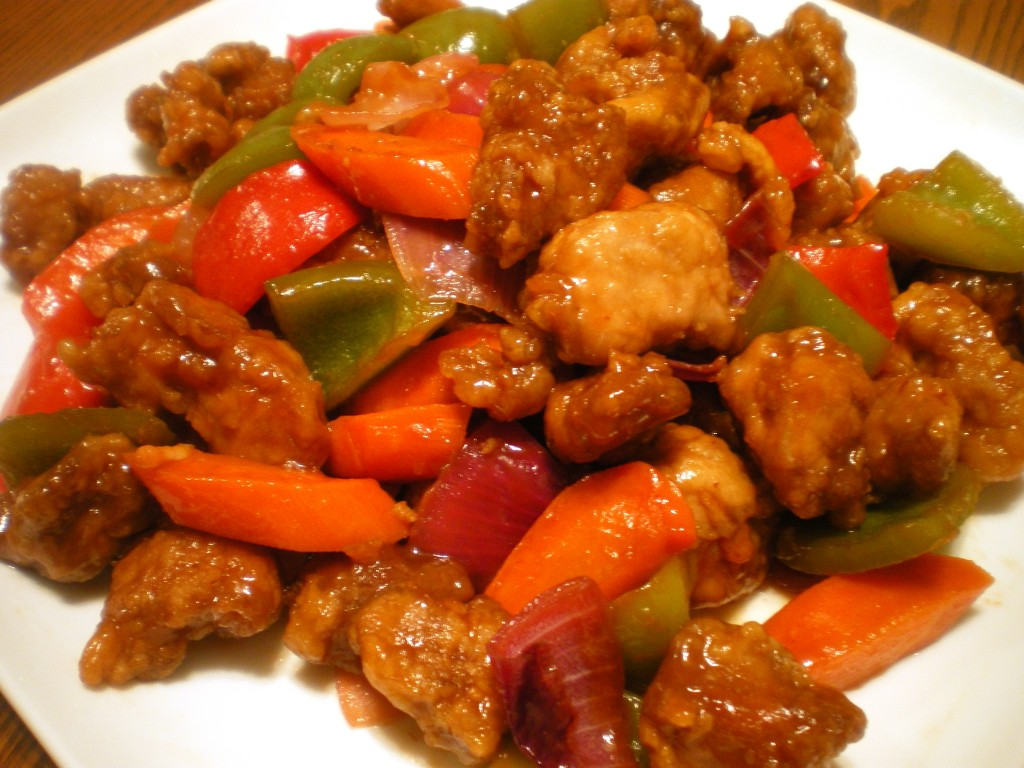 sweet and sour pork estimated cooking time 45 minutes sweet sour pork ...