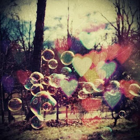 Bubbles of Love