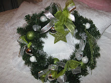 Christmas wreath for Julie