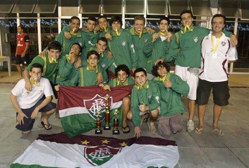 FLUMINENSE CAMPEÃO ESTADUAL JUVENIL 2008