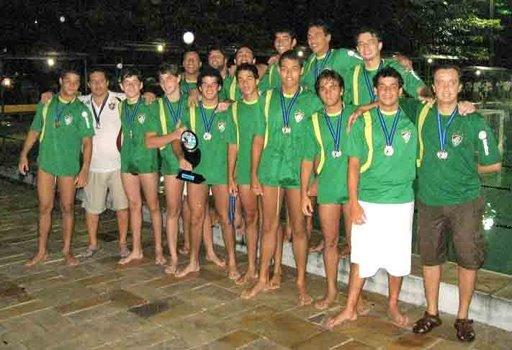FLUMINENSE CAMPEÃO DA COPA BRASIL JÚNIOR 2006
