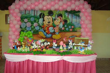 Festa da Minie Rosa