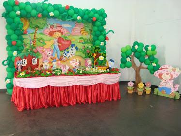 Festa Moranguinho