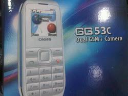 CROSS GG53c Turun harga