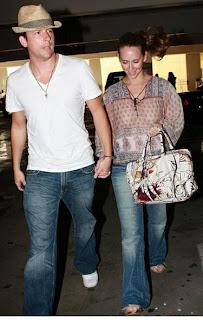 Jennifer Love Hewitt Prada fairy bag, fairy handbag, prada handbag,