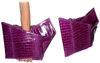 Chloe  Freja Clutch, designer handbag