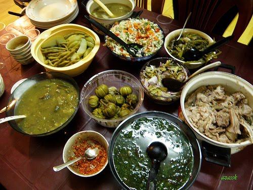 The taste of india for Assamese cuisine