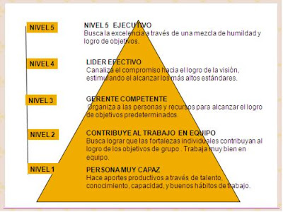 liderazgo de nivel 5