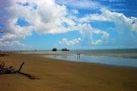 Pesona Pantai Amal Baru di Tarakan