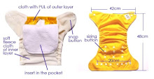 CLOTH DIAPER FEATURES