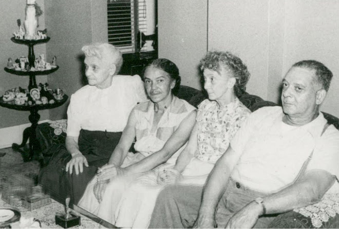 Sarah Louise, Vera Maud , Nora Vivian,  Ira Lindsay Winstead