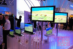"Samsung 31"" Prototype OLED TV"