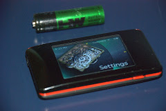IRiver 8gb OLED Player