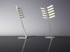 Ingo Maurer OLED Lamp ProtoTypes