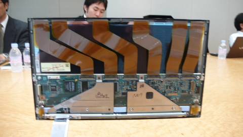SONY'S AMOLED DISPLAY ELECTRONICS
