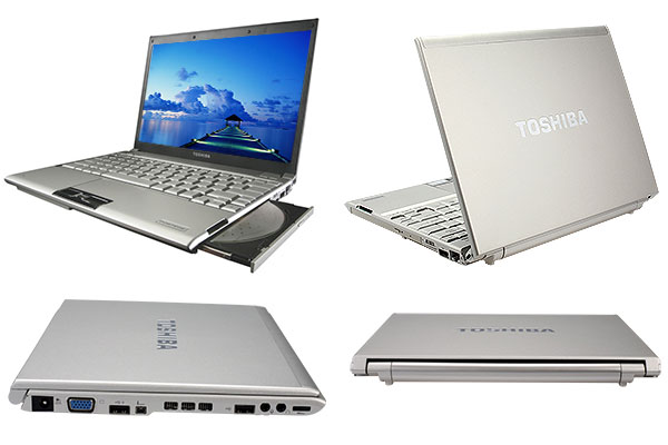 LATEST SUPERTHIN TOSHIBA PORTEGE R500 LAPTOP