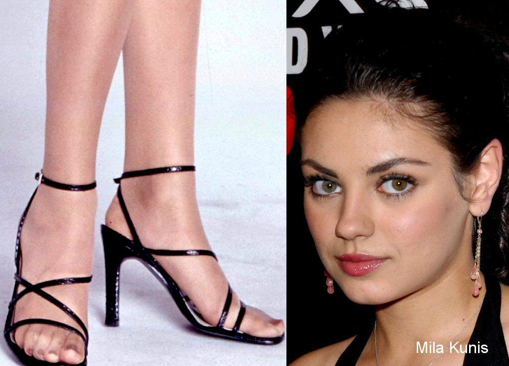 Celebrity Dream Feet 90