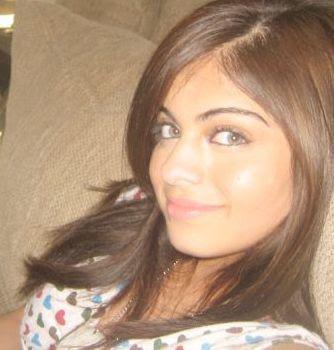 Mila Kunis look alike