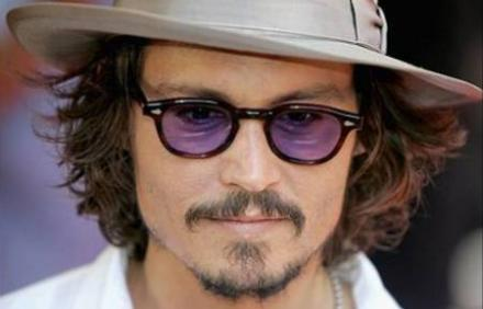 johnny depp glasses
