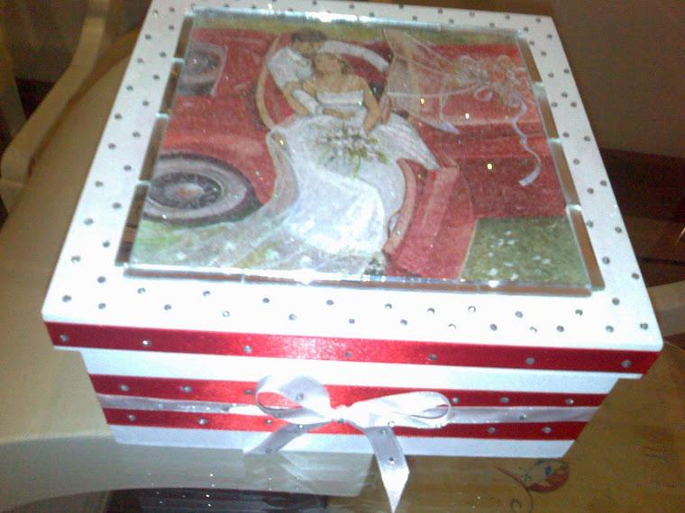 caixa noiva tam 20x20x10