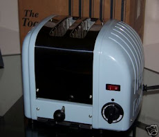 The Dualit Uber Toaster